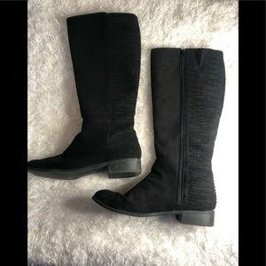 Kelly & Katie Lanner Black Boots